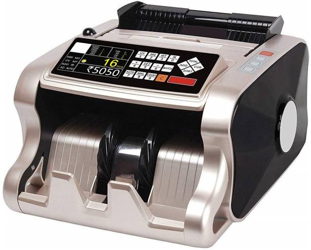 Drop2Kart Mix Value Note Counting Machine Compatible with Old & New INR Note Counting Machine