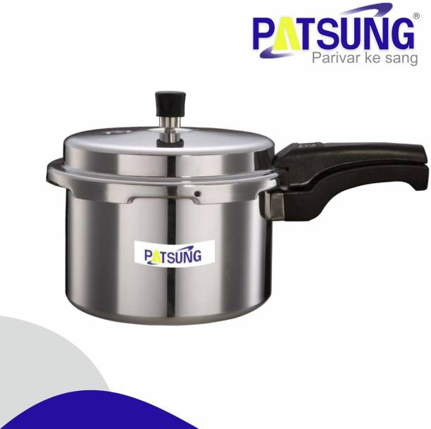 Patsung Imperial ISI Certified 3 L Induction Bottom Pressure Cooker
