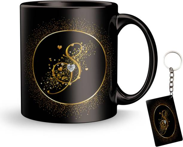 Fifth and Moon Mug, Keychain Gift Set