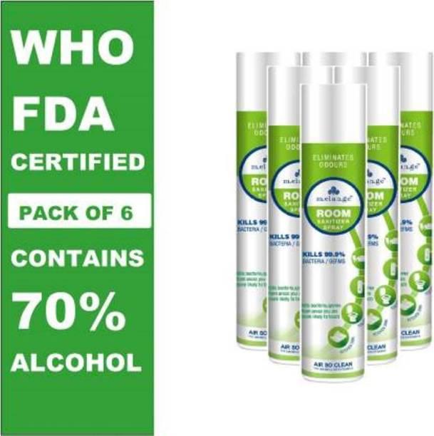 MeLANgE Aqua, Oceanic Fragrance Spray