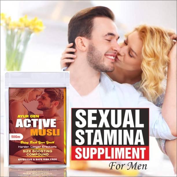 Ayurgenharbal Aktive Musli capsule for male desorder/ long time sexual for men medicine tablet/ sexual power tablets for men/ sexual power tablets for men viagra/ sexual power tablets for men long time