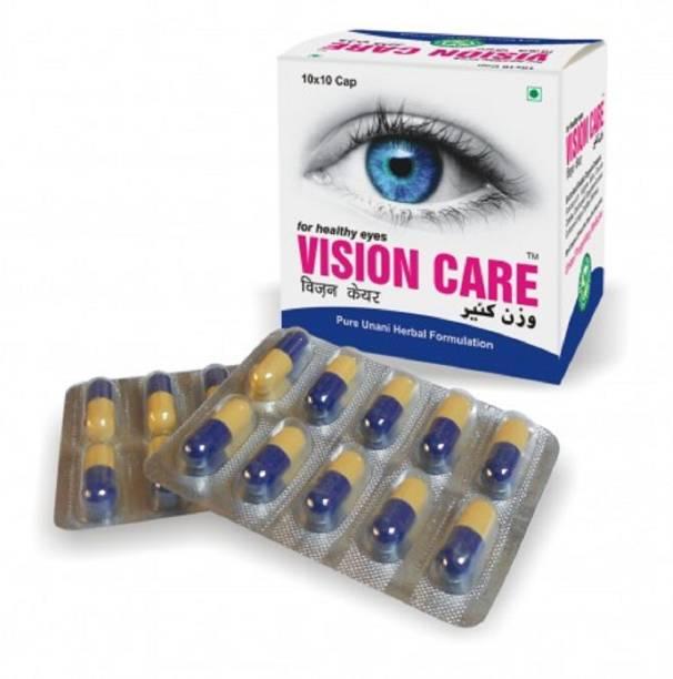 JAMIA REMEDIES Vision care