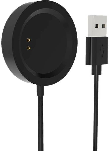 POZUB New Arrival High Quality PZB-1PLWC-1 Smart Watch Charger 2 pin USB Fast Charger Charging Cable Adapter Charging Pad Magic Charger for Smart Watch Charging Cable Smart Wristband Charger Adapter Smart watch Dock Charger Adapter USB Fast Charging Cable for Smart Watch Sport, Smart Wristwatch Charge Accessories 1M Charging Pad