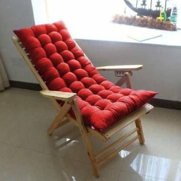 rajasthani handmade mudda Self Design Cushions Cover