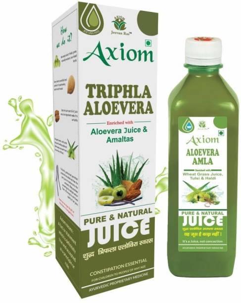 AXIOM Triphala aloevera