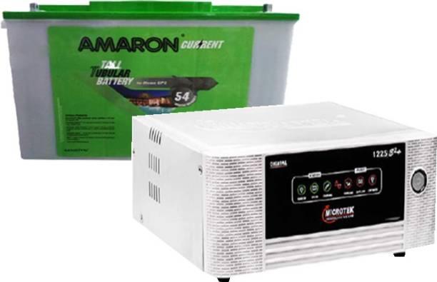 amaron AAM-CR-AR200TT54+UPS E²+ 1225 Tubular Inverter Battery