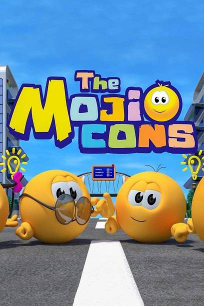 The Mojicons Movie (Region 2) (Fully Packaged Import)