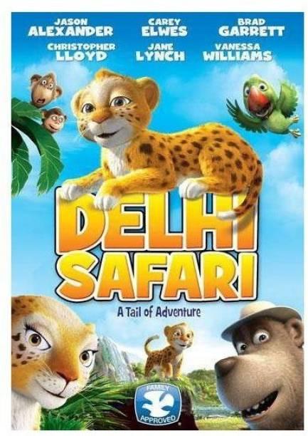 Delhi Safari (Region 2) (Fully Packaged Import)