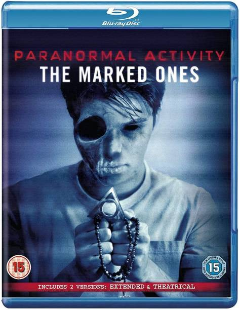 Paranormal Activity 5: The Marked Ones (Region Free) (Fully Packaged Import)