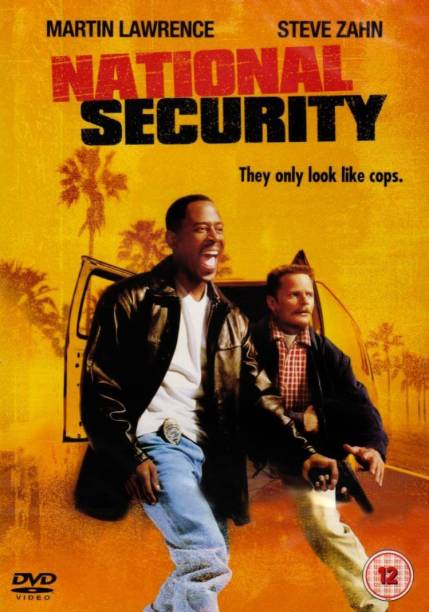 National Security (Region 2 & 5) (Fully Packaged Import)