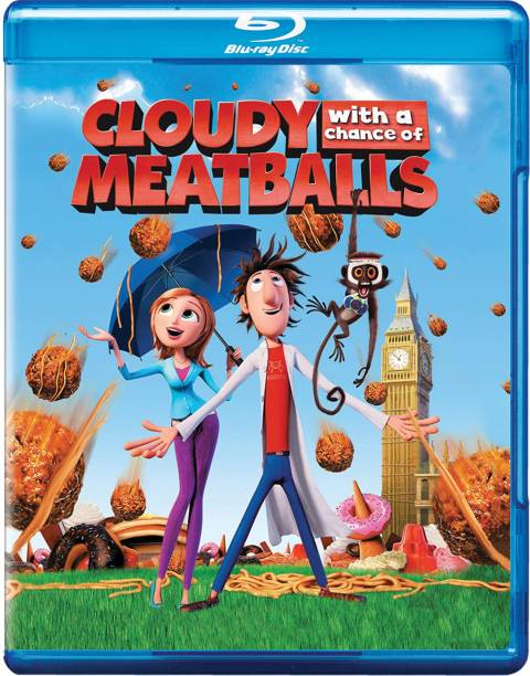 Cloudy With A Chance Of Meatballs (2009) (Fully Packaged Import)