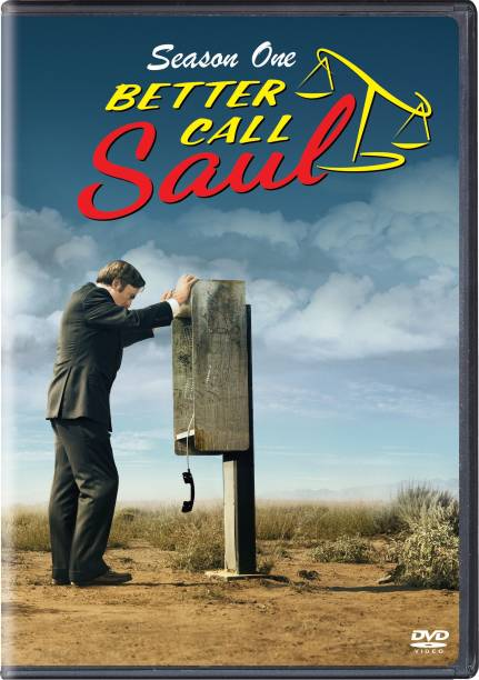 Better Call Saul: The Complete Season 1 (3-Disc Set) (Region 2, 4 & 5) (Fully Packaged Import)