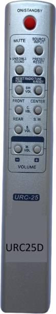 Upix URC25D Home Theatre Remote Dapic Home Theatre Remote Controller