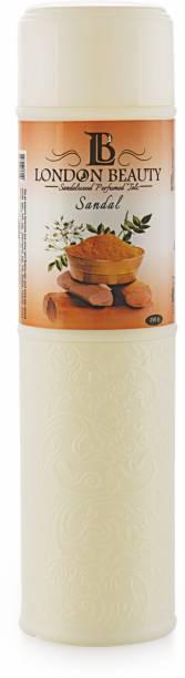 Kingsgate Present's Sandal Perfumed Talc for Women, 250g,