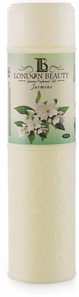 Kingsgate Present's London Beauty Imperial Jasmine Perfumed Talc for Women, 250g