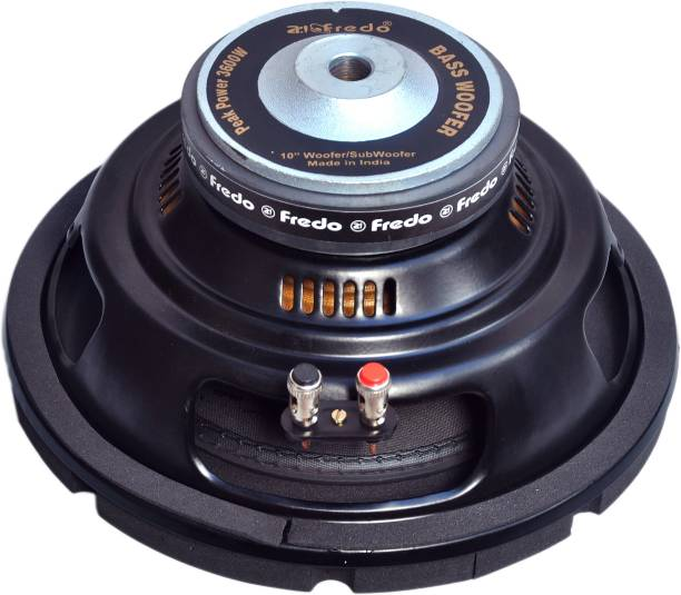 Fredo AIT10.4SM 10 Inch/825W Peak/Single Magnet Subwoofer