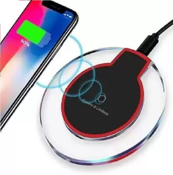 DARKSUN Wireless Charger Charging Fantasy Pads Car Charger Automatic Clamping with Free USB Data Cable Charging Pad Charging Pad