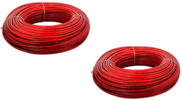 vinytics pvc Red 90 m Wire