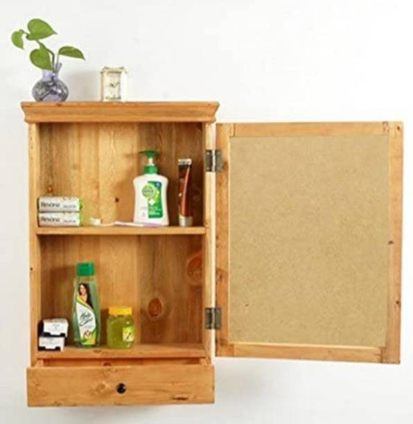 Bandana furnitures Modern stylish wooden wall mirror Solid Wood Dressing Table