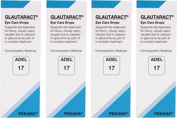 ADEL No. 17 (GLAUTARACT) Eye Care Drops