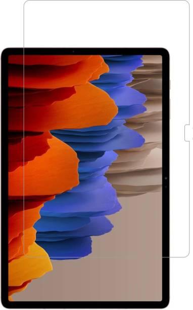 "Flipkart SmartBuy Tempered Glass Guard for Samsung Galaxy Tab S7 Plus (12.4"" inch) (SM-T970 / SM-T975 / SM-T976), Samsung Galaxy Tab S7 FE 12.4 inch (SM-T730; SM-T736B)"