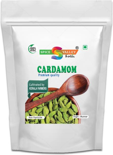 SPICE VALLEY Cardamom Elaichi Organic Kerala