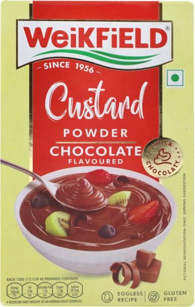 WeiKFiELD Chocolate Custard Powder