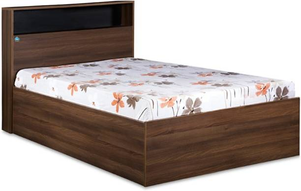 Delite Kom Urban Engineered Wood Single Box Bed