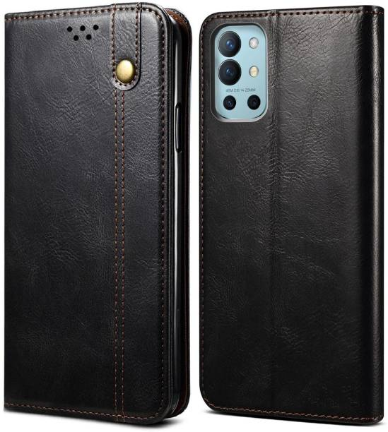 Cock Flip Cover for OnePlus 9R 5G / 1+9R 5G / One Plus 9R 5G