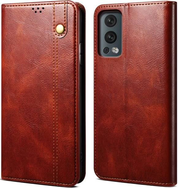 Cock Flip Cover for OnePlus Nord 2 5G / One Plus Nord 2 5G