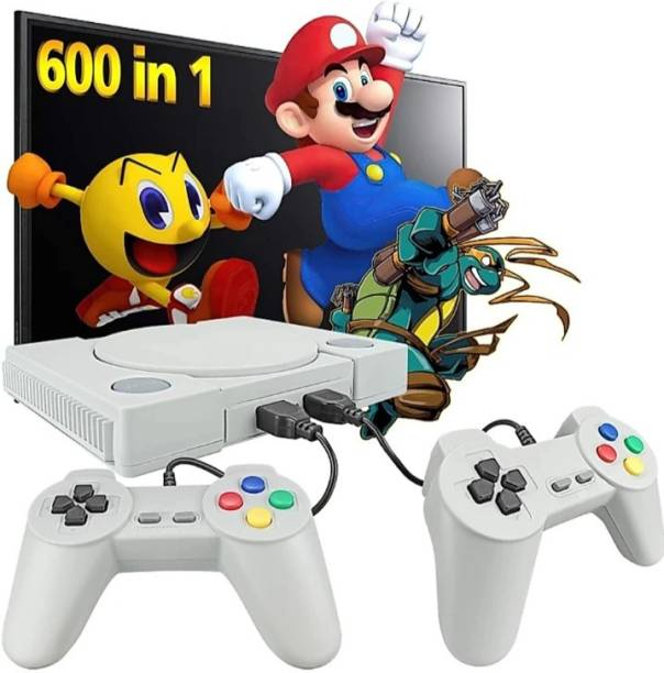 TBON Tv Video game set preloaded 999 games for Two Players Gaming/8 Bit Gaming console with2 controller with all Games loaded-super Mario,Contra,Snow bros,adventure island,alladin,Battle city,Bomberman, galaxian,kung fu remix,pac man, road fighter,super street fighter,tiny toon Adventure, black edition,3DS,wii u Black Edition