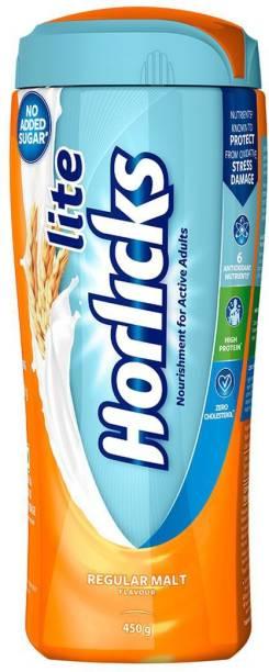 Lite Horlicks Regular Malt Flavour Flavour