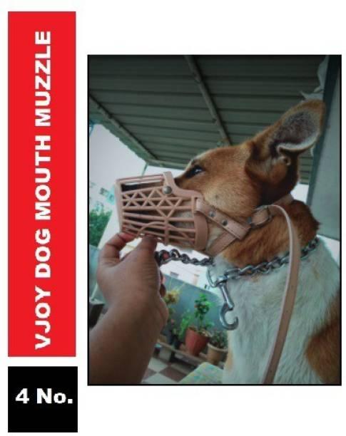 VJOY Mouth Muzzle No.4 Medium Other Dog Muzzle