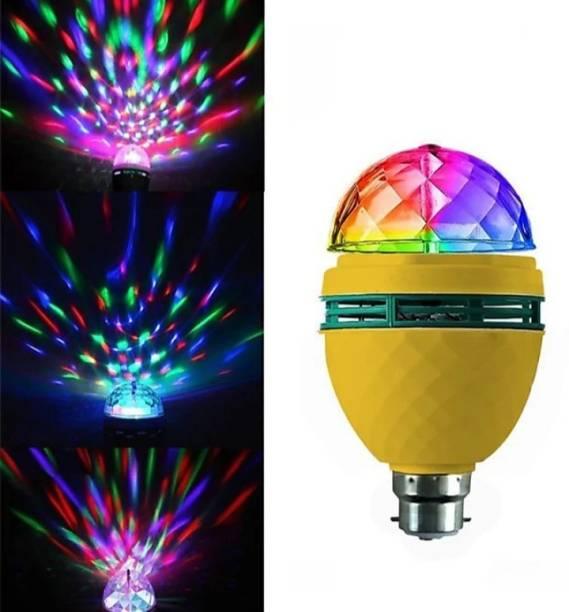 PCS Dukan 3 W Globe B22 LED Bulb