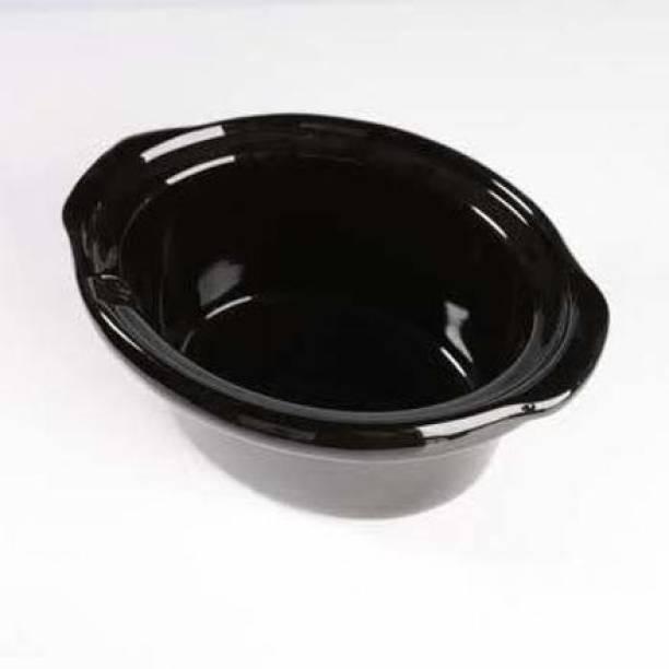 Haden Ceramic Tray for Slow Cooker 4.5 L (Black) Slow Cooker