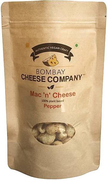BOMBAY CHEESE COMPANY Pasta Snack Delicious Namkeen and Snacks (MAC'N CHESSE)