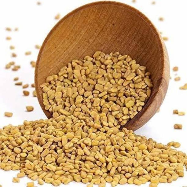 Freshtige Fenugreek Seeds Whole Methi Dana Methi Seeds