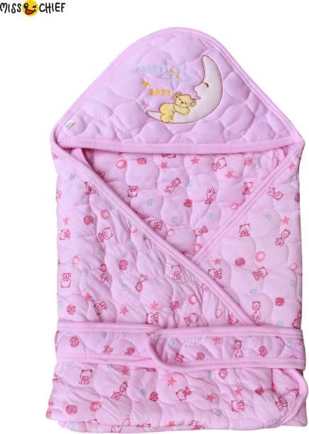 Miss & Chief Self Design Crib Crib Baby Blanket