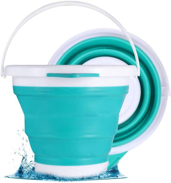 Wengvo 10 L Silicone Bucket