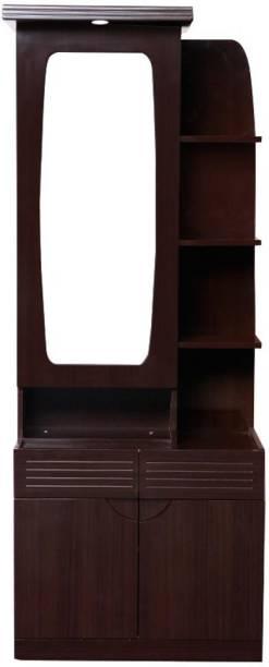 POJ Alisa Dressing Table Intelligent Design For Your Comfort Engineered Wood Dressing Table