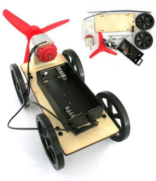 SunRobotics Hobby DIY Car Kit V2.0 Educational Electronic Hobby Kit