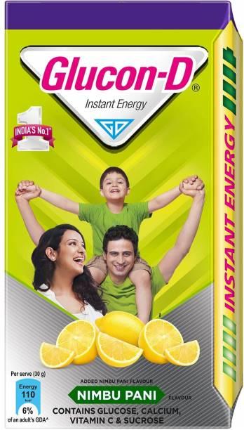 GLUCON-D Instant energy Nimbu pani 1 kg Energy Drink