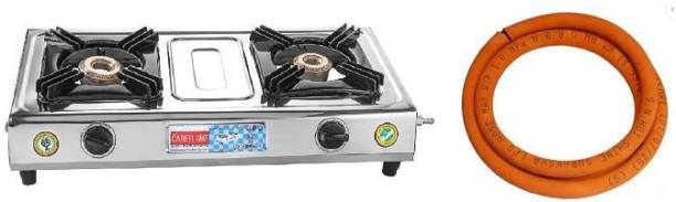Care Flame Stainless Steel Manual Stove