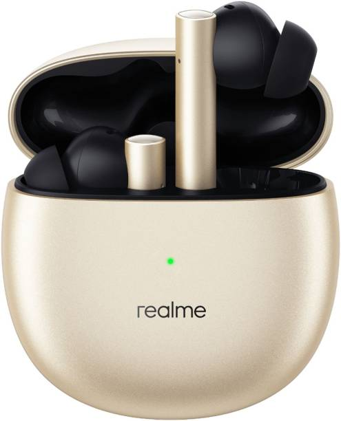 realme Buds Air 2 with Active Noise Cancellation (ANC) Bluetooth Headset