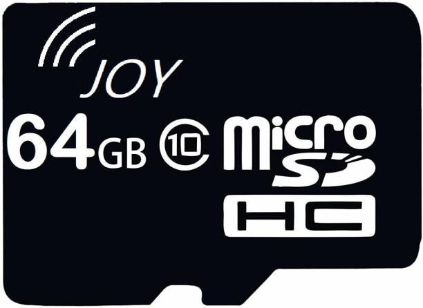 JOYDIGITAL ULTRA 64 GB SD Card Class 10 100 MB/s  Memory Card