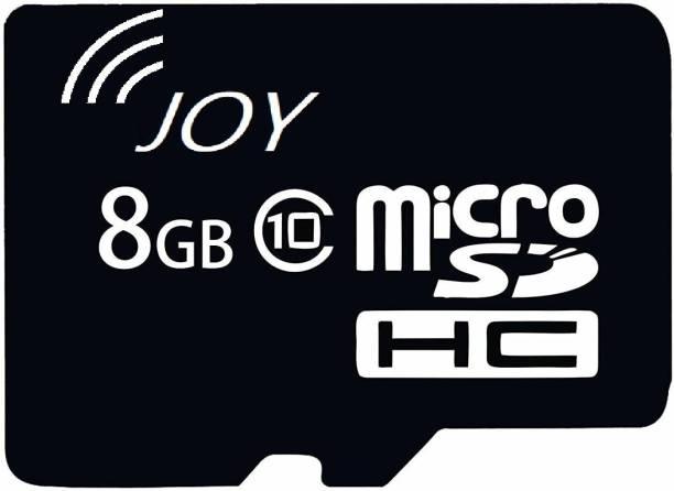 JOYDIGITAL ULTRA 8 GB SD Card Class 10 100 MB/s  Memory Card