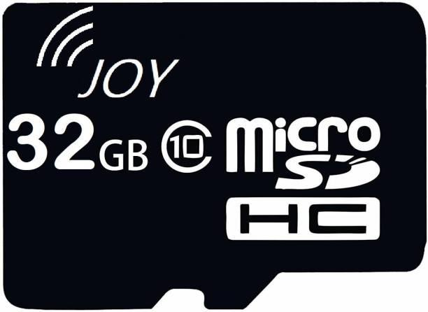 JOYDIGITAL ULTRA 32 GB SD Card Class 10 100 MB/s  Memory Card