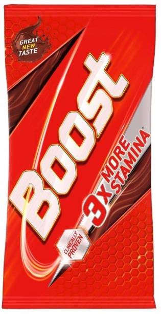 Boost Great new Taste 3X More Stamina 500 gram