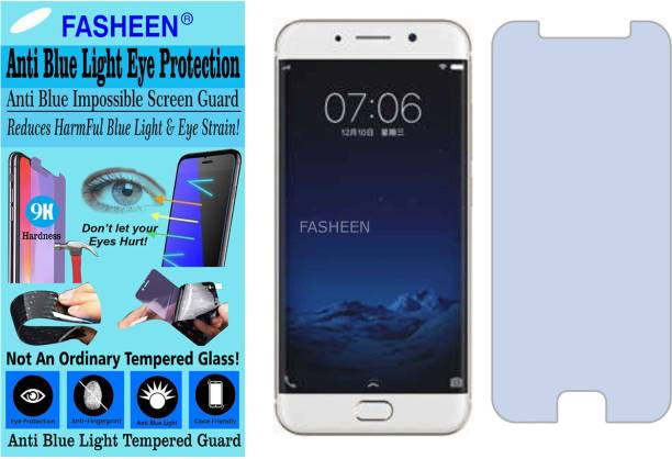 Fasheen Tempered Glass Guard for VIVO XPLAY 6 (Impossible UV AntiBlue Light)