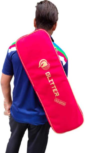 Glitter Badminton Mini Kit Bag Gold Edition Water Proof Side Bag